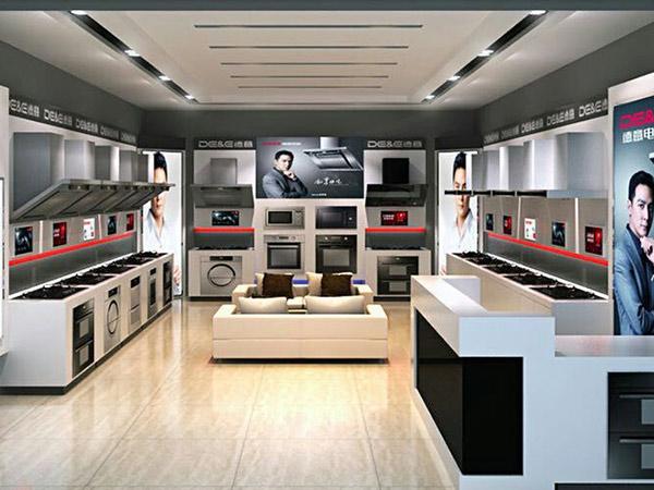廚衛電器展柜